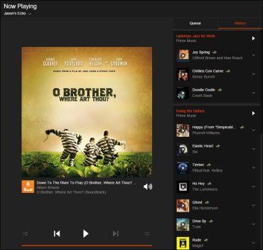Come controllare Amazon Echo da browser